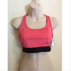 Victoria's Secret Women's Sports Bra Bright Pink